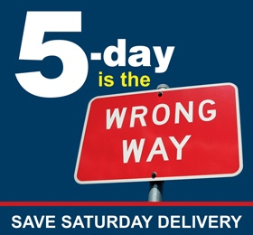 Five Day Wrong Way