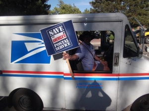 Save America's Postal Service 5