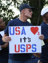 Save Postal Service Rally_Greenville_1B_Heidt