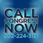 Call Congress Now