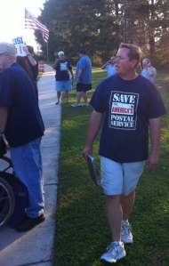 Save Postal Service Rally-Greenville_2_Wilson