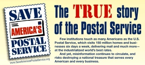 Save the Postal Service_True Story