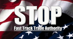 Stop Fast Track