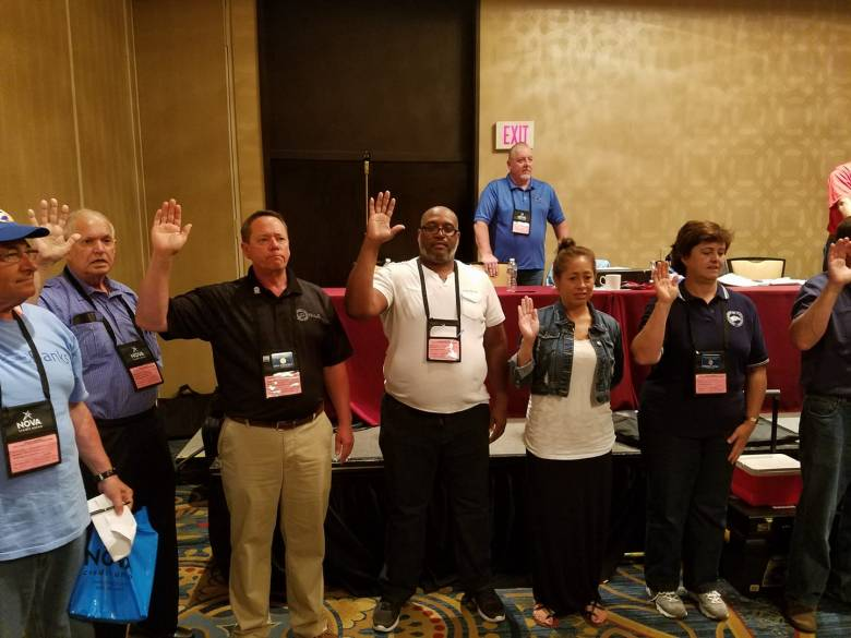 NC State Convention_Officers_2017-2019_2